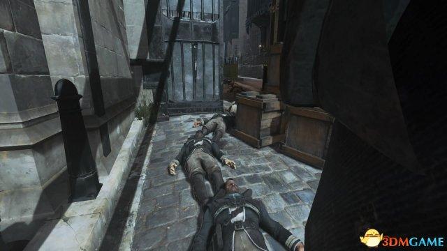 《耻辱2》玩家奇葩搞怪 将敌人尸体一字排列欣赏