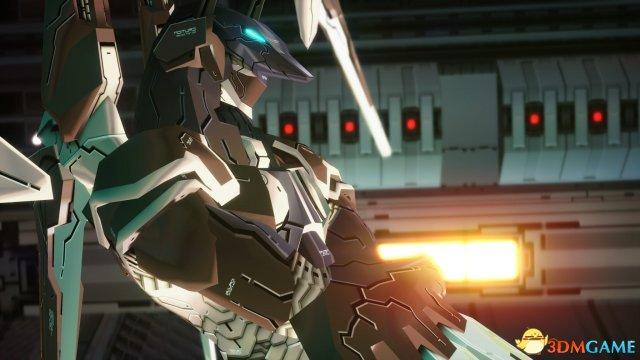 《终极地带:阿努比斯火星》新图 VR版机器人大战