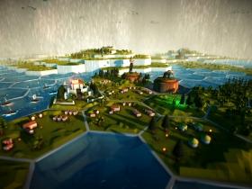 新世界:王国 游戏截图