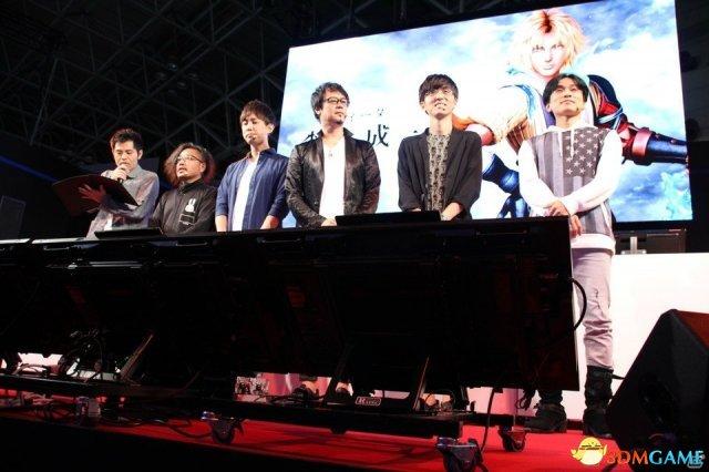 PS4《最终幻想:纷争NT》TGS最新现场试玩体验