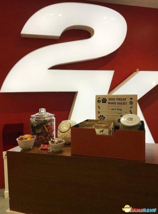 腾讯WeGame公布神秘预告:将上线一款2K 3A大作