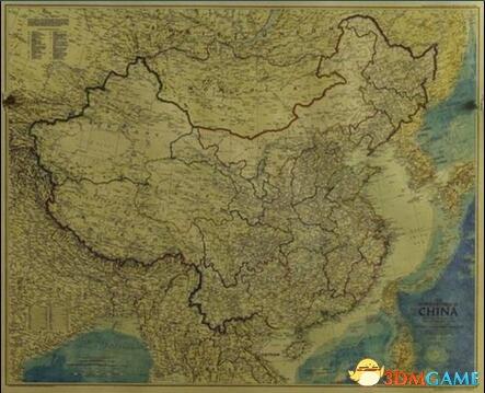 文明6 v1.0.0.167中国及周边地区地图MOD