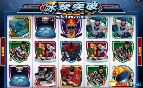 多元布局必威体育打造PT体育游戏《冰球突破》