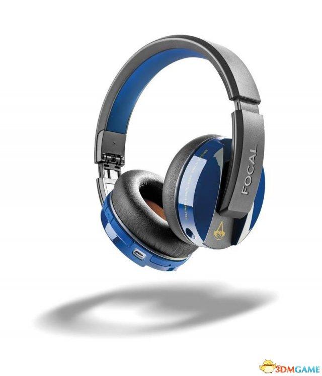 《刺客信条:起源》主题耳机公布 最贵超39万元