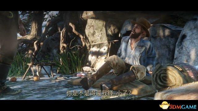 预告还首次展示了游戏中的女角色