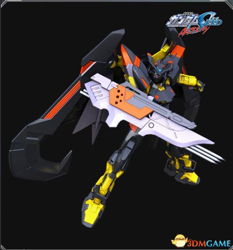 《高达:战斗行动NEXT》 异端高达金色机天参战