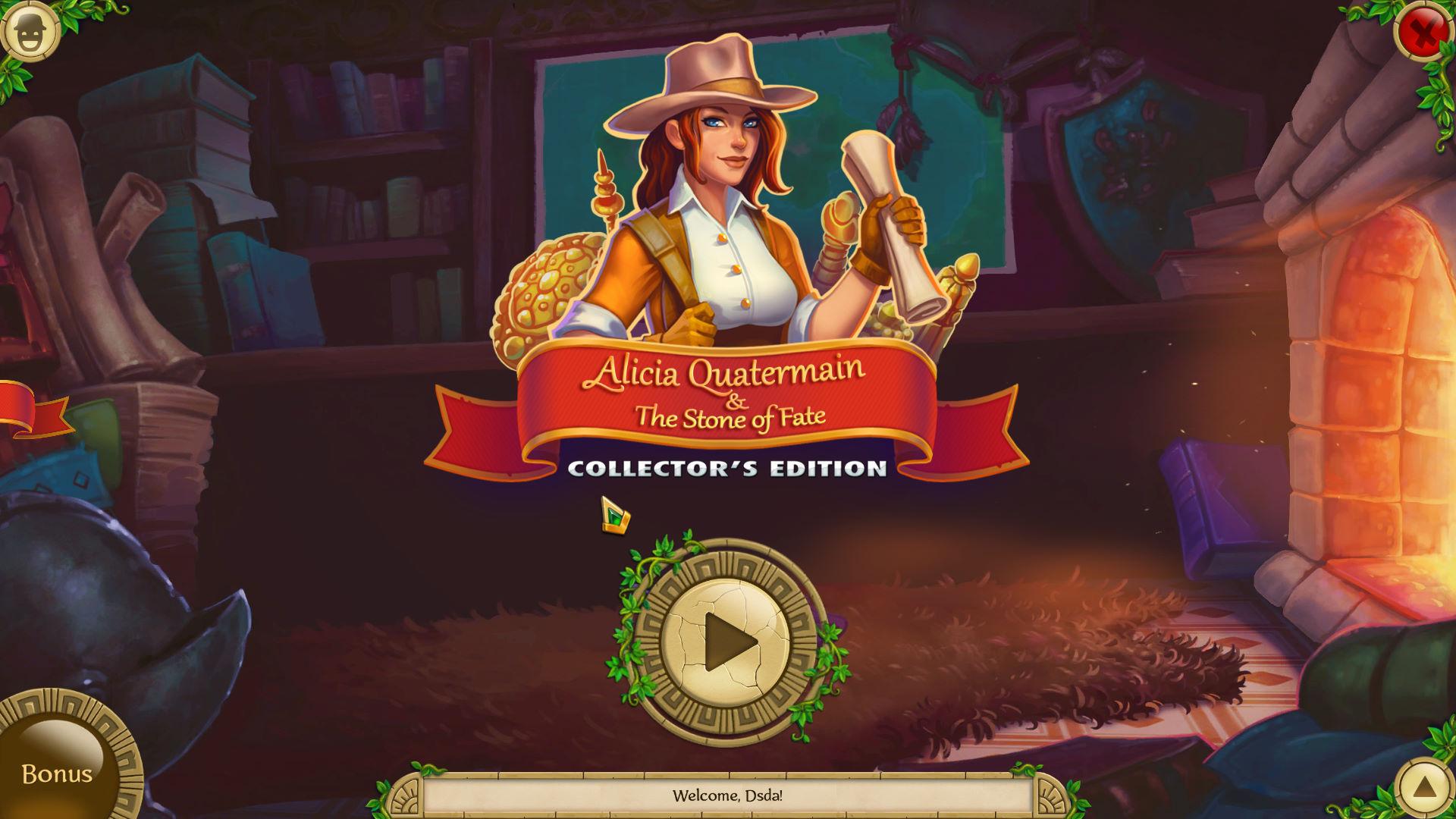 艾丽西娅奎特梅因:失落宝藏之谜 游戏截图