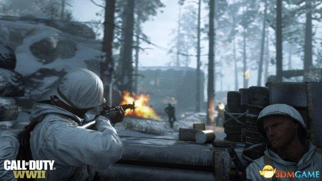 《使命召唤14:二战》将彻底利用PS4 Pro额外效能