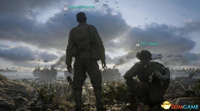 《任政号召唤14:二战》将彻底儿子使用PS4 Pro额外面效力