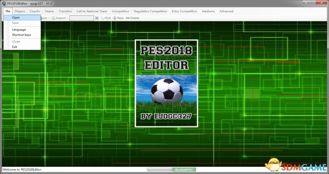 实况足球2018 数据编辑工具[ejogc327]