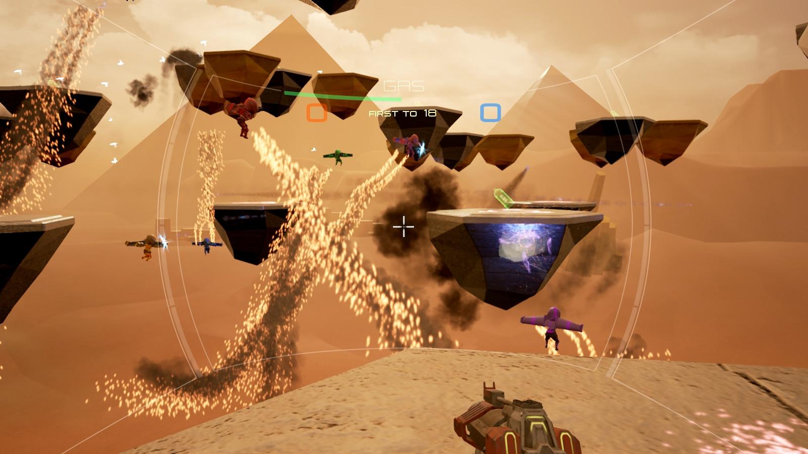 JetmanGo 游戏截图