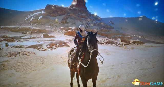 《刺客信条:起源》Xbox One X版上手试玩前瞻