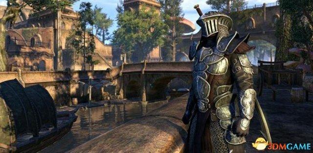 全新冒險 《上古卷軸OL》DLC發條城10月23日發售