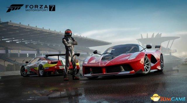 《极限竞速7》首个更新补丁上线 加强跑分工具