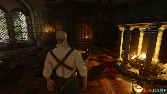《巫师3:狂猎》PS4版与PS4 Pro版画面对比截图