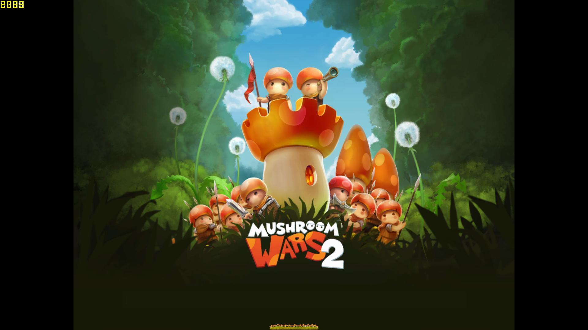 蘑菇战争2 中文截图