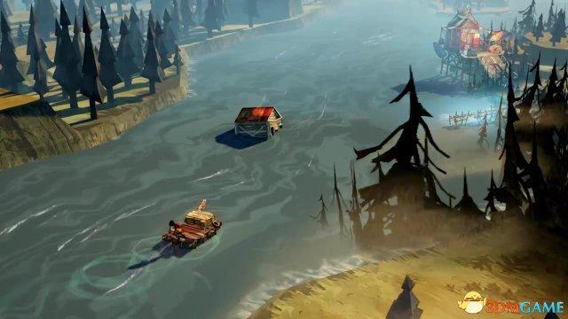 洪水题材求生游戏《洪潮之焰》下周登陆Switch