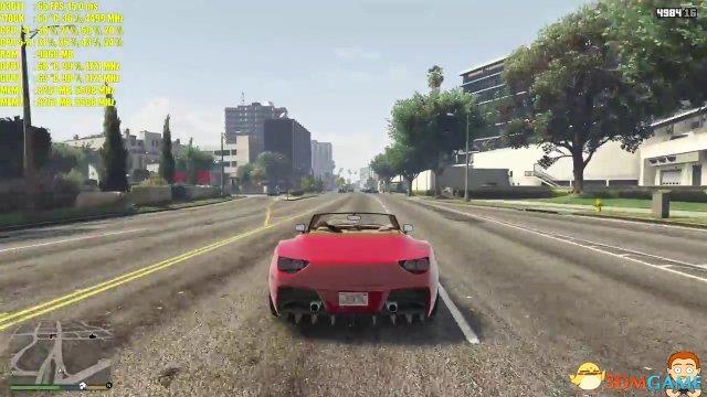 爱好者展示《侠盗猎车5》10K超高分辨率60FPS视频