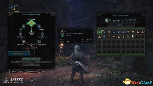 一切为了玩家《怪物猎人世界》调和系统更加方便