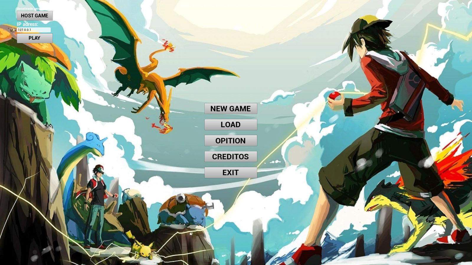精灵宝可梦:火红 游戏截图