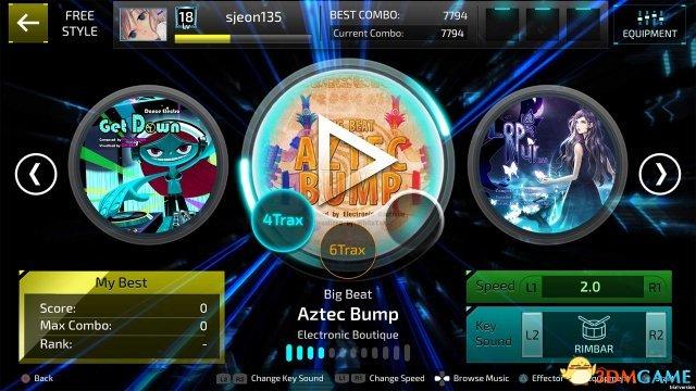 《超酷节拍:音速》新追加曲目DLC上线PS港服商店