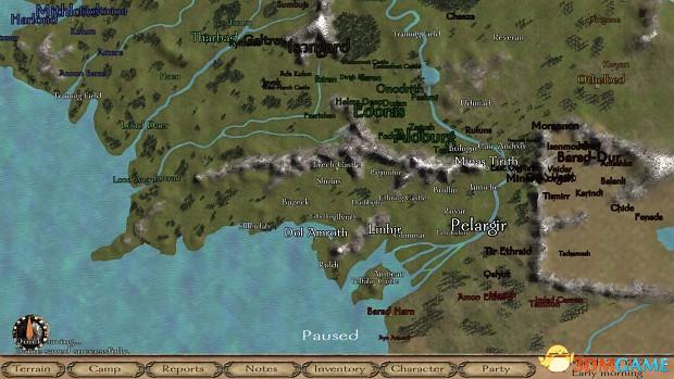 骑马与砍杀:战团 中土战争MOD alpha版