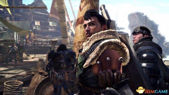 《怪物猎人世界》设定改变 可随时回营地切换武器