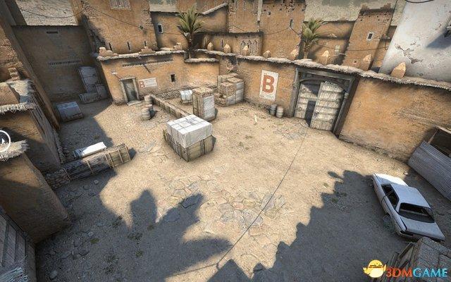驚艷又熟悉 《CS:GO》地圖炙熱沙城2重制版亮相