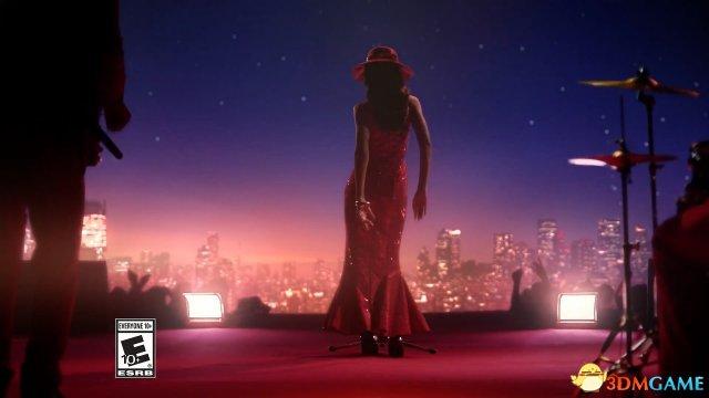 真人CG《超级马里奥:奥德赛》大都市音乐狂欢预告