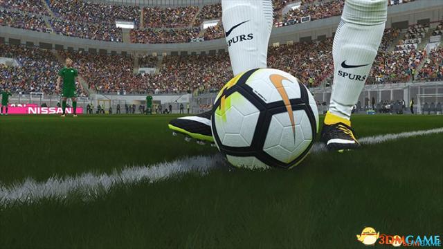实况足球2018 3D高清草皮补丁V2