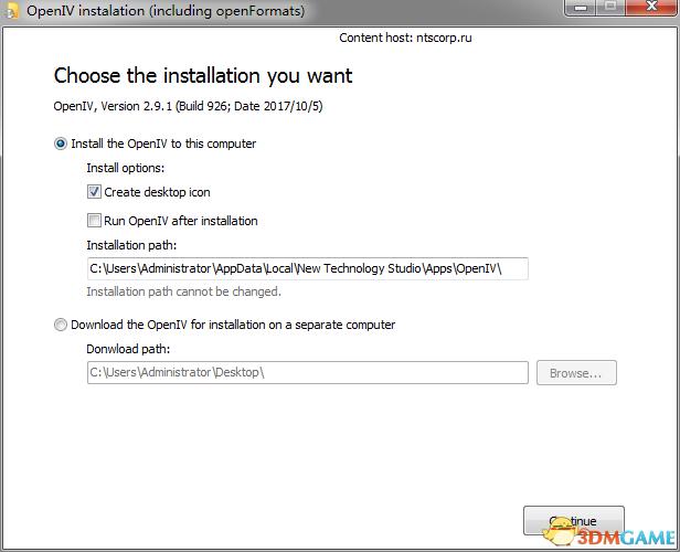 侠盗猎车5 OpenIV v2.9.1安装包