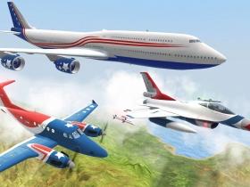 起飞:飞行模拟 游戏截图