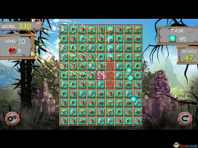 印加的宝藏 游戏截图
