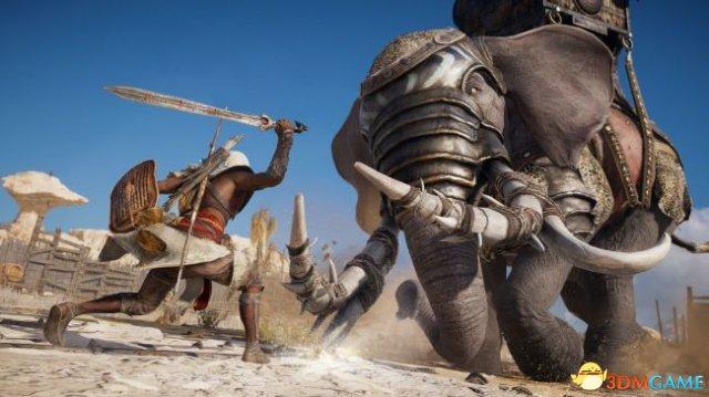 《刺客信条:起源》能调节难度 是为了满足所有玩家