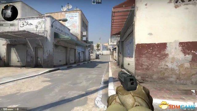 《CS:GO》炙熱沙城2重制地圖展示 北非小鎮更繁榮