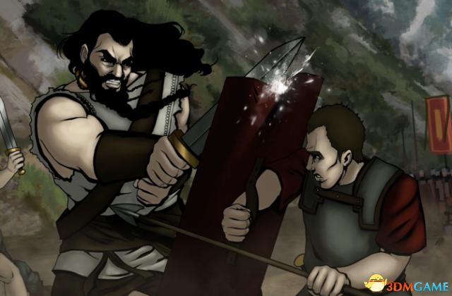 策略戰爭遊戲《努曼提亞》新預告 10月25日發售