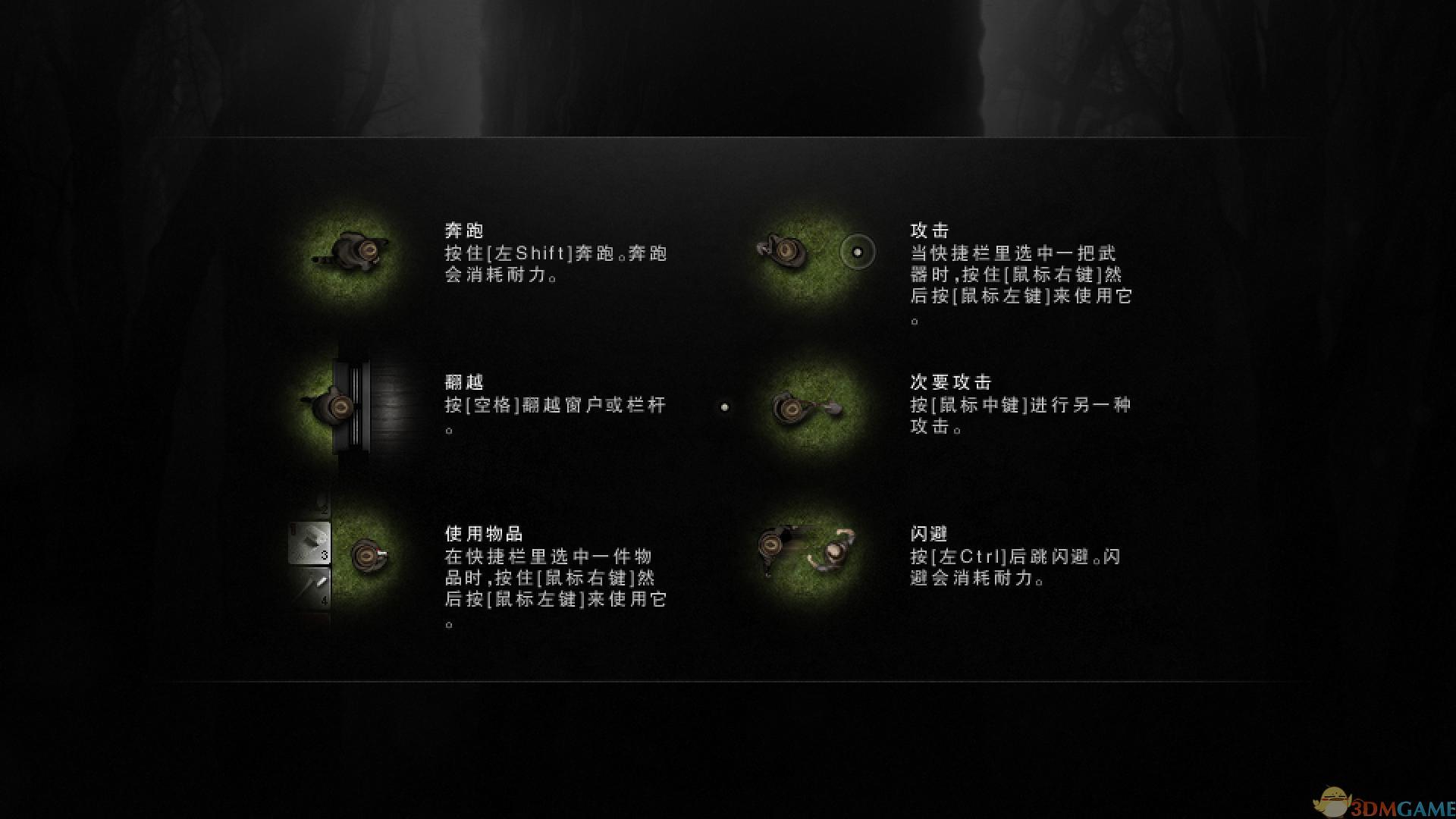 阴暗森林 正式版插图3