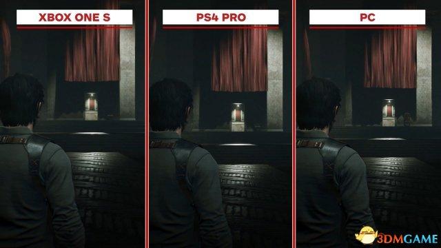 《惡靈附身2》三平臺畫面对比 PS4 Pro版很美