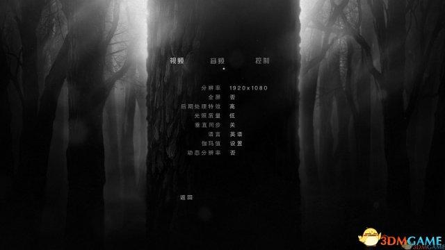 3DM汉化组 《阴暗森林》正式版完整汉化发布