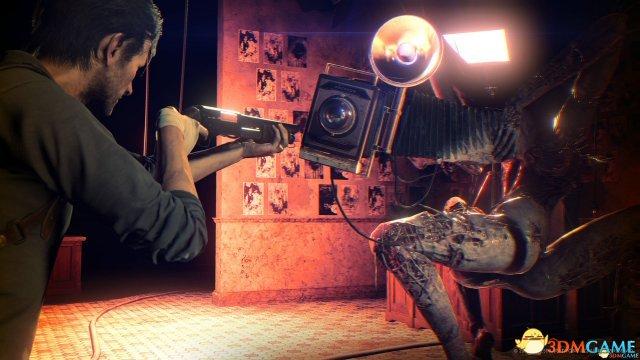 恐怖大作《恶灵附身2》PC中文版 Steam正版分流