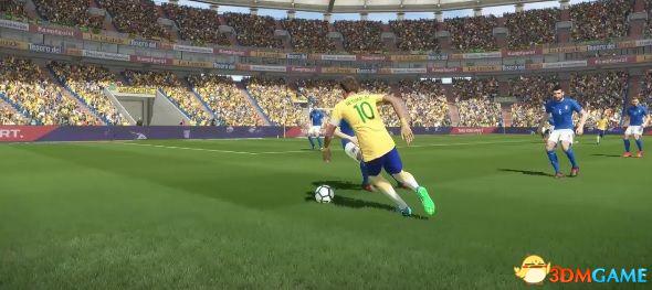 实况足球2018 游戏体验优化补丁