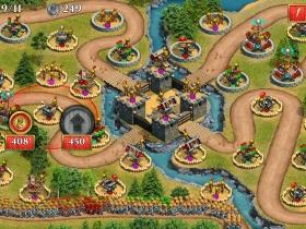英国罗马防御战 游戏截图