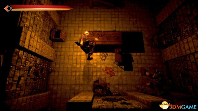 <b>暗黑风格地牢冒险游戏《命运地牢》上线Steam平台</b>