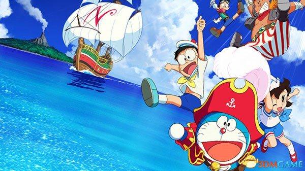 《哆啦A夢:大雄的寶島》推同名遊戲 登錄3DS平臺