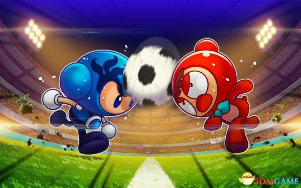 10月12日 《泡泡堂》 冠军世界杯今日上新