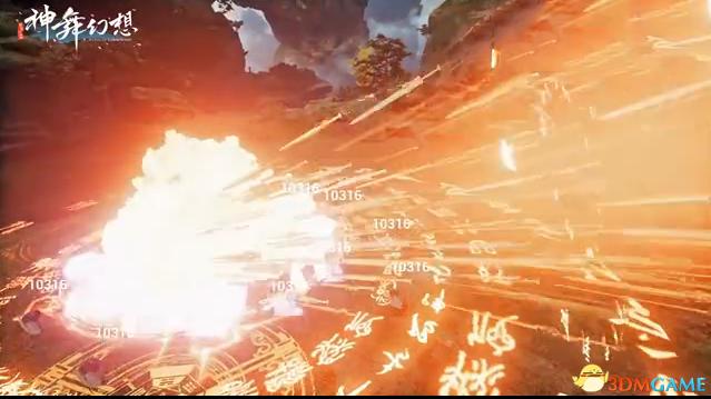 《神舞本身想像出來的》品鑒:當 虛幻4 引擎撞上原創即時制