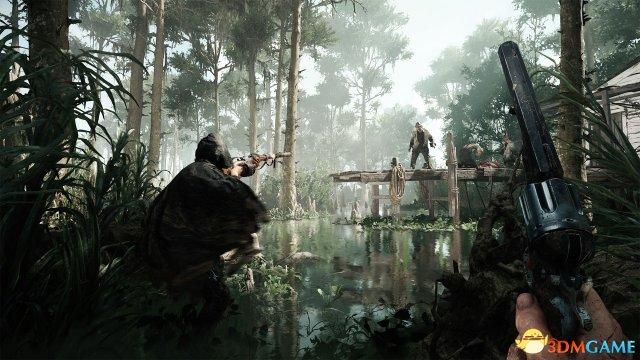 《猎杀:对决》正式上线Steam 四人联机挑战BOSS