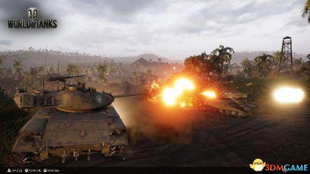 《坦克世界》主机版PVE模式第4弹DLC将实装上线