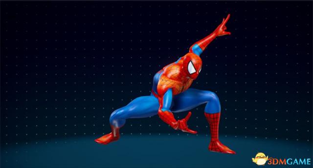 漫画英雄VS卡普空:无限 蜘蛛侠UMVC3皮肤MOD