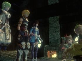 星之海洋4:高清复刻版 游戏截图